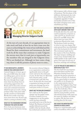 Page 12 of Galgorm Membership