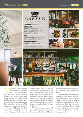 Page 23 of Castle Kitchen + Bar