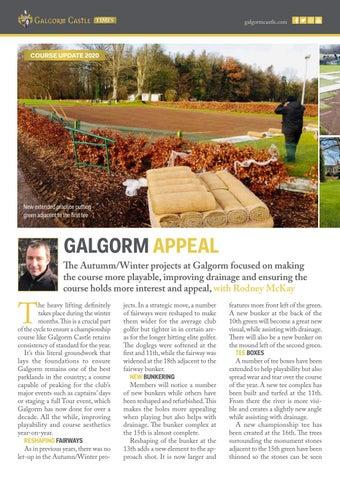Page 8 of Galgorm Golf News