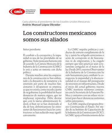 Page 16 of CARTA ABIERTA AL PRESIDENTE DE MÉXICO