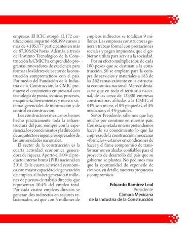 Page 17 of CARTA ABIERTA AL PRESIDENTE DE MÉXICO