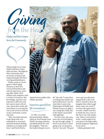 Page 8 of GIVING FROM THE HEART