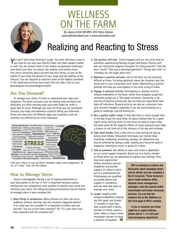 Page 50 of Wellness on the Farm
