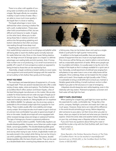 Page 53 of FISHING THE CENTRAL COAST OF TEXAS ON KAYAK