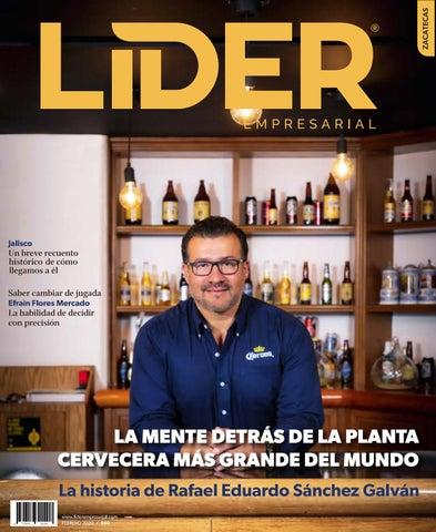 Líder Empresarial Zacatecas No. 5