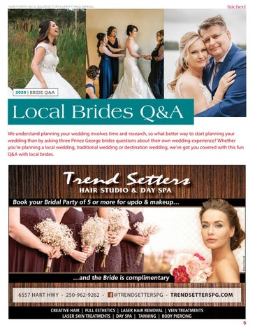 Page 5 of Q&A: Brides perspective