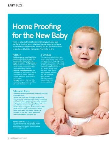 Page 12 of Baby Proofing Your Home