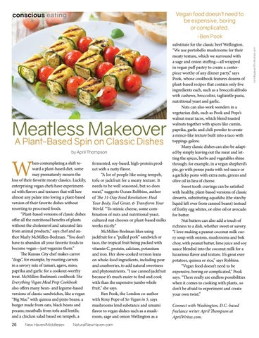 Page 26 of MEATLESS MAKEOVER