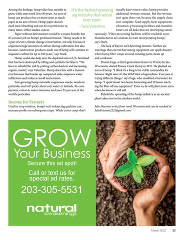 Page 35 of HEMP GETS HOT