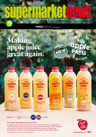 Supermarketnews Magazine August 2018 By Review Publishing Ltd
