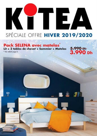 Catalogue kitea du 03 Janvier Au 29 Février