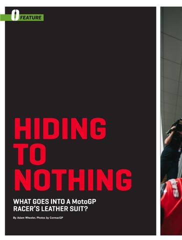 Page 30 of HIDING TO NOTHING