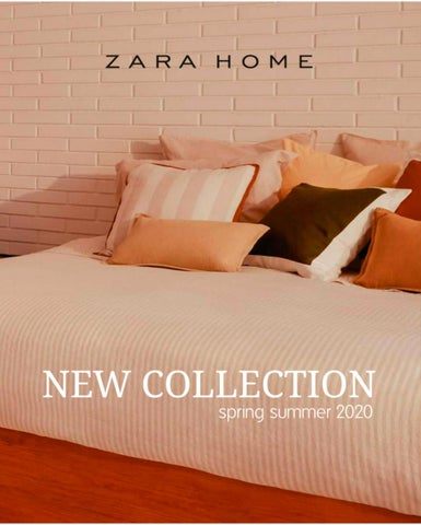 Catalogue ZARA HOME du 28 Janvier au 23 Mars