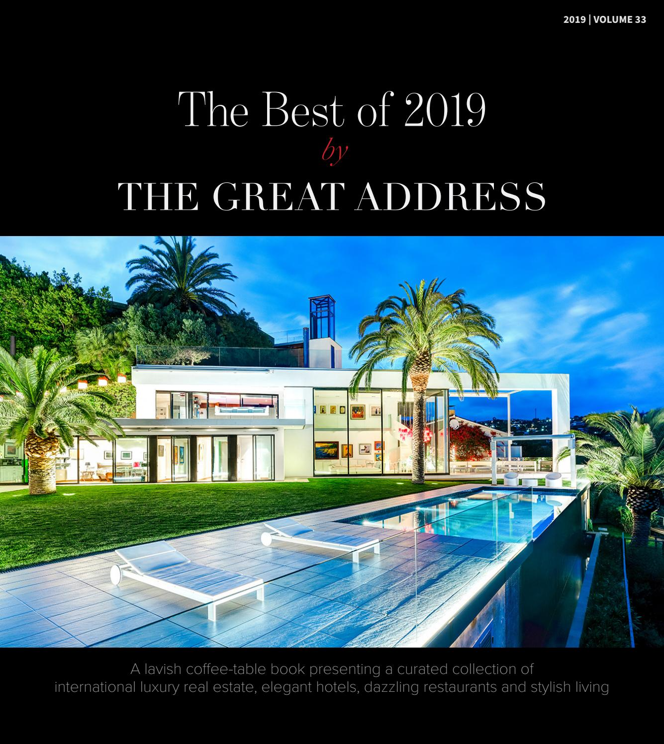 The Best Of 2019 By The Great Address By The Great Address Issuu