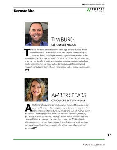 Page 17 of Keynote Speakers