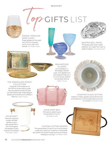 Page 52 of GIFT GUIDE