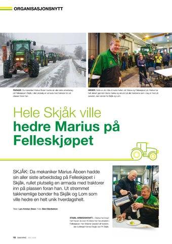Page 10 of Hele Skjåk ville hedre Marius
