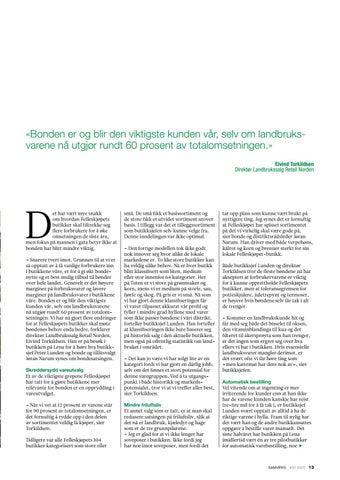 Page 13 of Bedre butikker for bonden