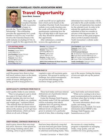 Page 59 of CCYA News
