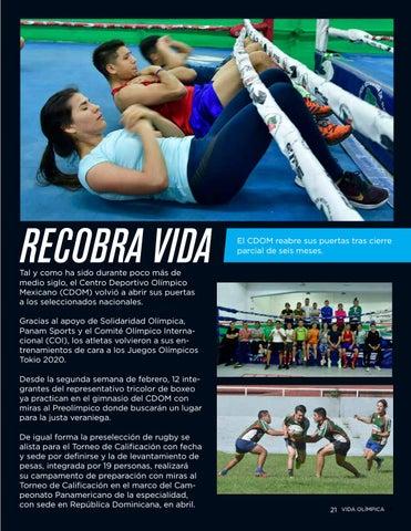 Page 21 of RECOBRA VIDA