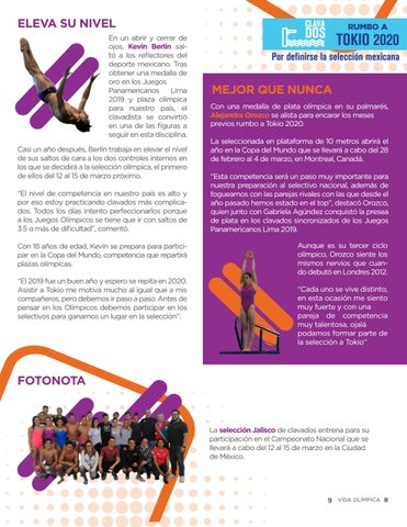 Page 9 of CLAVADOS RUMBO A TOKIO