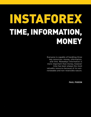 Page 25 of Instaforex: time, information, money
