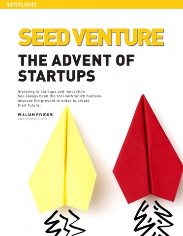 Page 28 of Seed Venture: the advent of startups