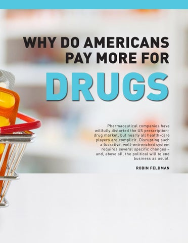 Page 41 of Why do americans pay more for drugs