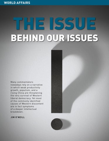Page 48 of The issue behind our issues