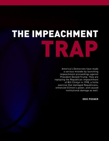 Page 5 of The impeachment trap