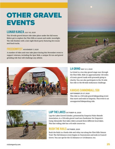 Page 25 of EPIC CYCLING EVENTS