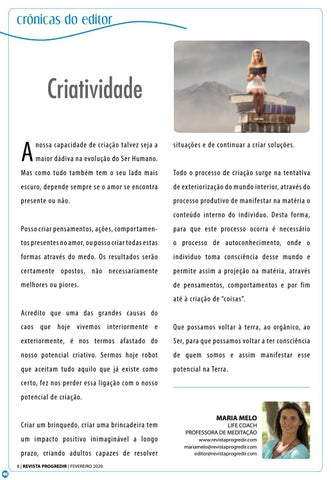 Page 8 of Crónicas do Editor