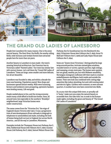 Page 36 of GRAND OLD LADIES OF LANESBORO