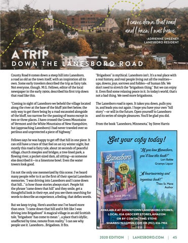 Page 45 of A TRIP DOWN THE LANESBORO ROAD