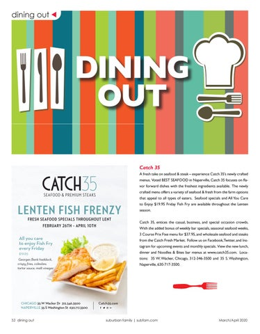 Page 52 of dining out