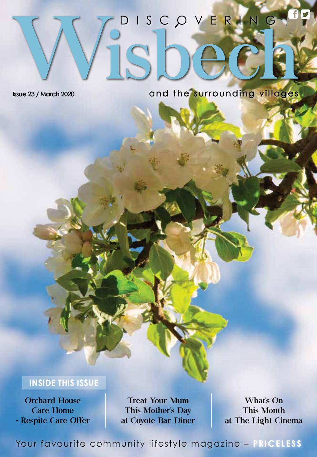 Discovering Wisbech issue 15, March 15 by Discovering Magazines