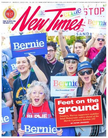 New Times Feb 27 2020 By New Times San Luis Obispo Issuu