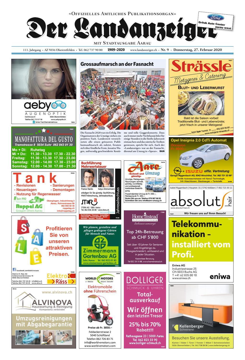 Aarau: ussere Grabenstrasse wird wegen Bauarbeiten