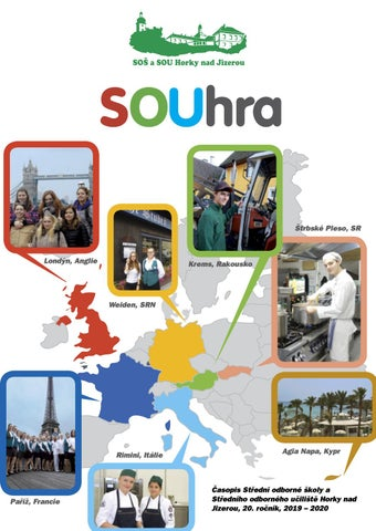 Page 1 of SOUhra 2019