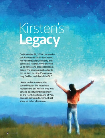 Page 10 of Kirsten's Legacy