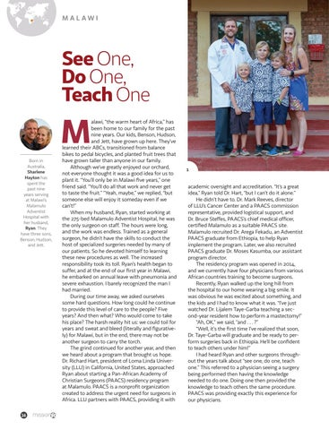 Page 16 of See One, Do One, Teach One
