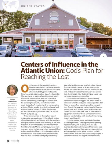 Page 24 of Centers of Influence in the Atlantic Union: God's Plan for Reaching the Lost