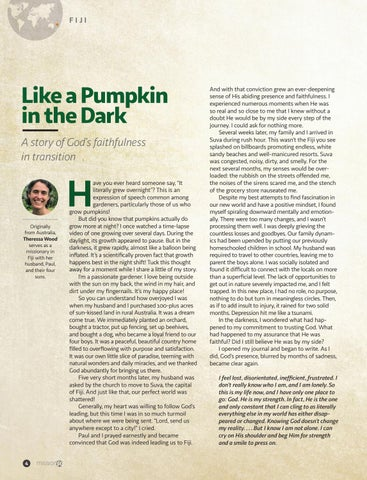 Page 4 of Like a Pumpkin in the Dark