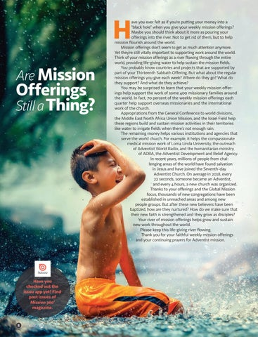Page 8 of Are Mission Offerings Still a Thing?
