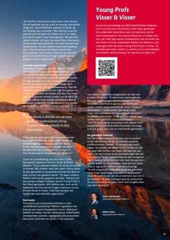 Page 23 of Audit in een veranderend landschap