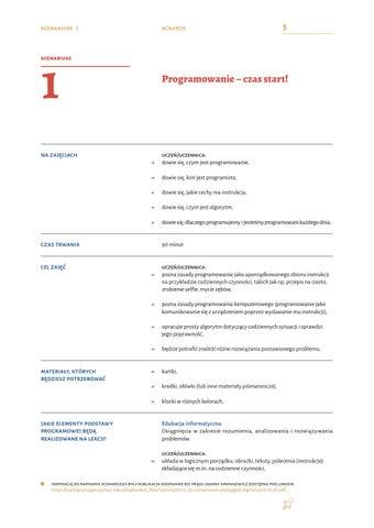 Page 7 of Programowanie – czas start