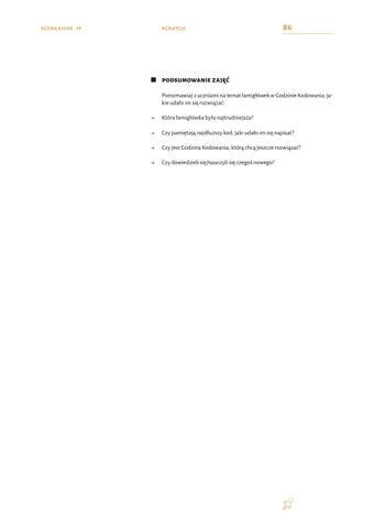 Page 88 of SCENARIUSZ 15. Pionki na start, czyli spotkanie z planszówką w bibliotece lub domu kultury
