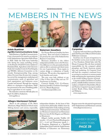Page 10 of Members in the News