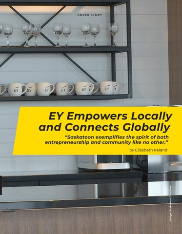 Page 17 of EY Empowers Locally and Connects Globally