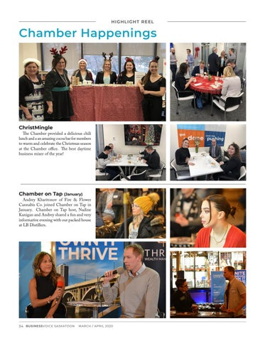 Page 34 of Chamber Happenings
